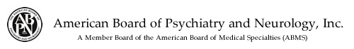 AMERICAN BOARD OF NEUROLOGY